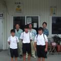 諸見小学校の生徒が職場見学に来てくれました!