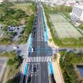 工事完成のお礼「平成29年度東江地区交通安全対策(その1)工事」